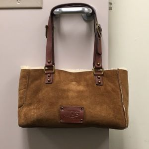 🌴NEW LISTING🌴 UGG Shearling Handbag